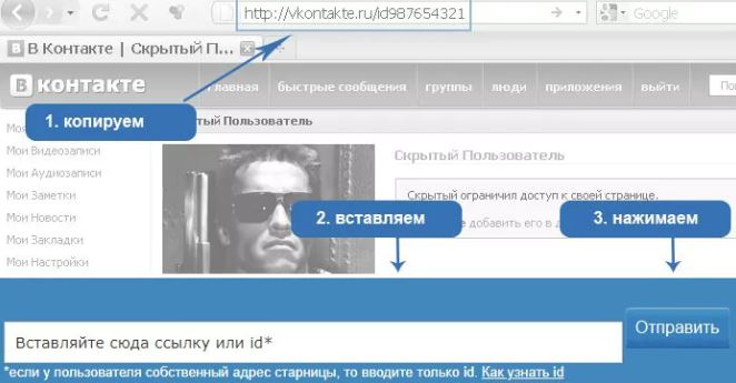 Vkontakte doguran ru
